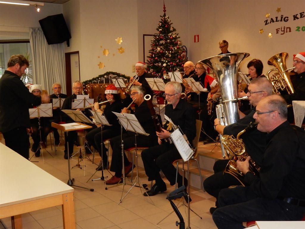 Kerstconcert WZC Zonnestraat 26/12/2019