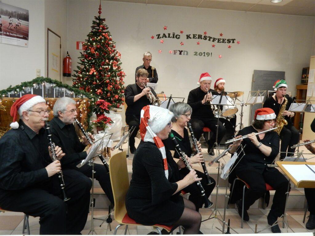 Kerstconcert WZC Zonnestraal 2018